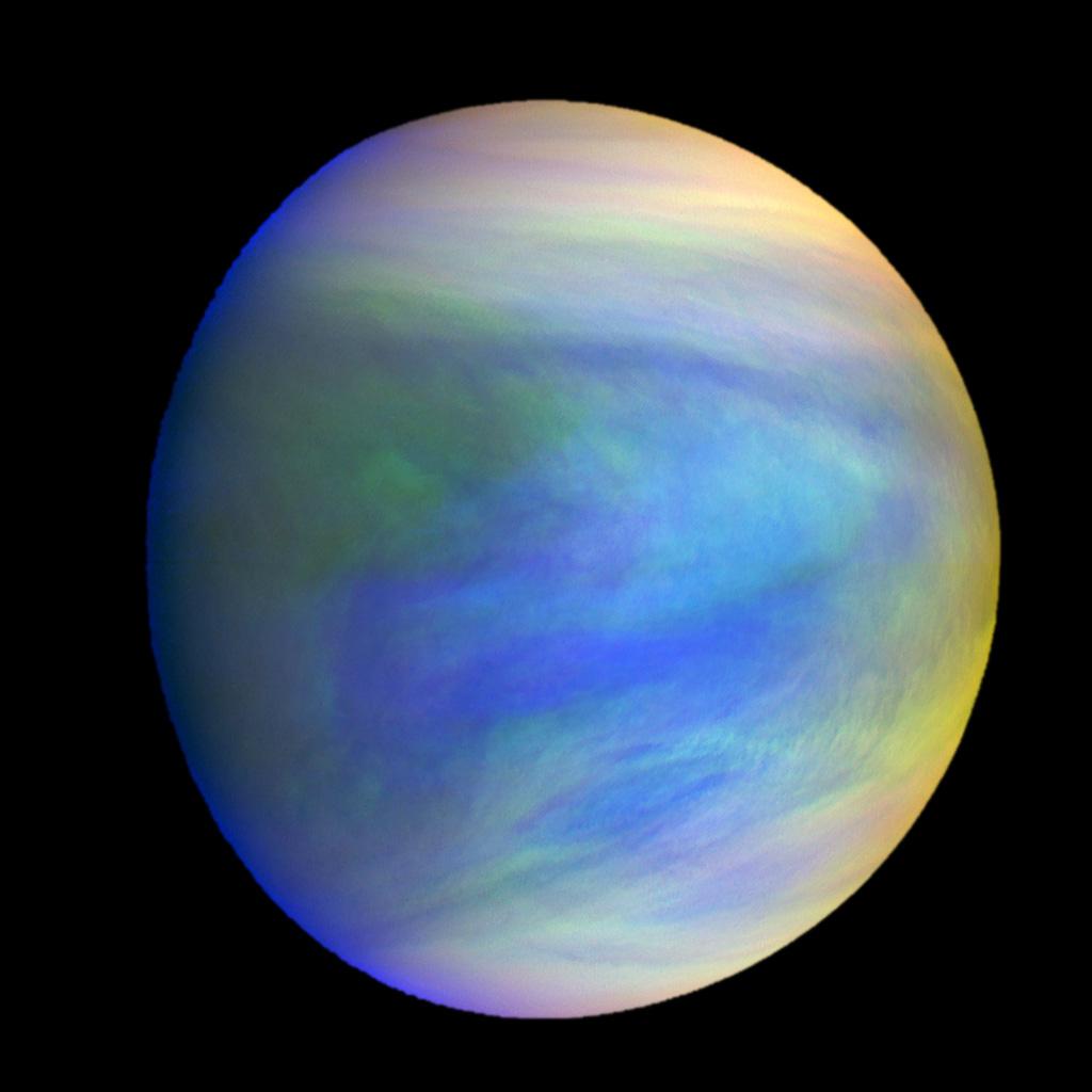 Vie sur Vénus