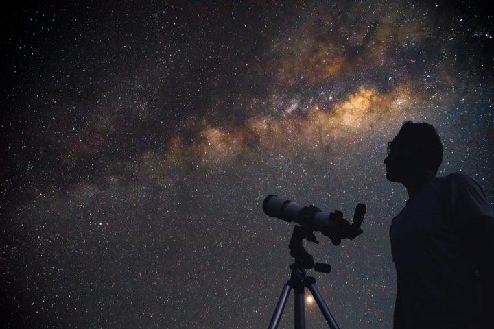 Comment fonctionne un téléscope ?